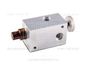 Купить Регулятор расхода РР-12 (без клапана) и другие запчасти для спецтехники в ООО «Дортехника».