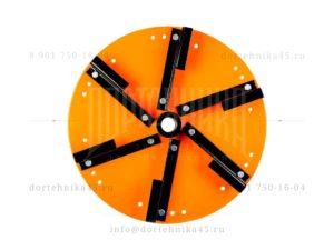 Купить Диск разбрасывателя в сборе РМ.65115 – 04.00.300 и другие запчасти для спецтехники в ООО «Дортехника».