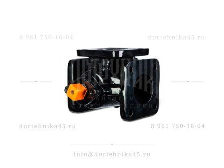 Купить Кран трехходовой Р45 АС 6000.00.00.00 и другие запчасти для спецтехники в ООО «Дортехника».