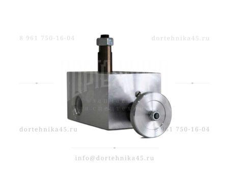Купить Регулятор расхода РР-12.01 (с клапаном) и другие запчасти для спецтехники в ООО «Дортехника».