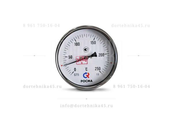 Купить Термометр биметаллический БТ51.211 и другие запчасти для спецтехники в ООО «Дортехника».