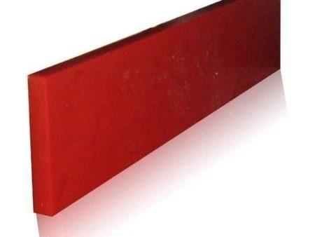 Купить Техпластина полиуретан 1000*200*30 и другие запчасти для спецтехники в ООО «Дортехника».