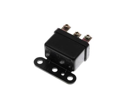 Купить Реле сигнала SHANTUI SR12-5 и другие запчасти для спецтехники в ООО «Дортехника».