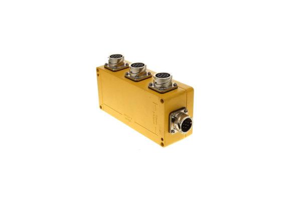 Купить Распределитель для датчиков высоты CAN MOBA и другие запчасти для спецтехники в ООО «Дортехника».