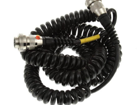 Купить Кабель спиральный MOBA и другие запчасти для спецтехники в ООО «Дортехника».