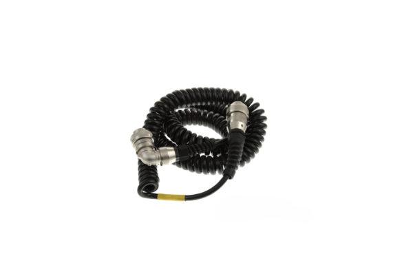 Купить Кабель подключения приборов MOBA 6 м и другие запчасти для спецтехники в ООО «Дортехника».