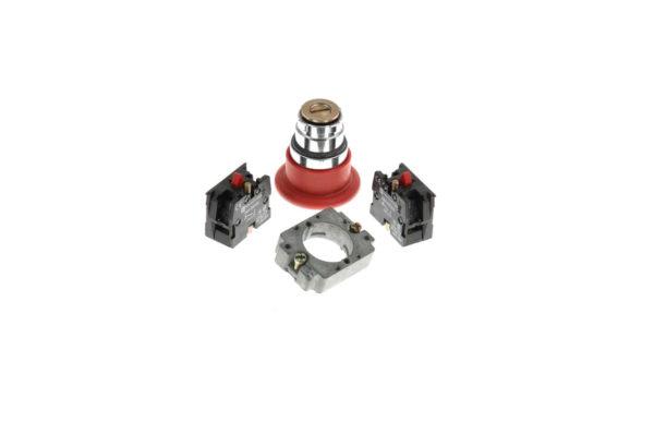 Купить Кнопка аварийной остановки двигателя VOLVO и другие запчасти для спецтехники в ООО «Дортехника».