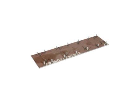 Купить Выглаживающая плита VOGELE и другие запчасти для спецтехники в ООО «Дортехника».