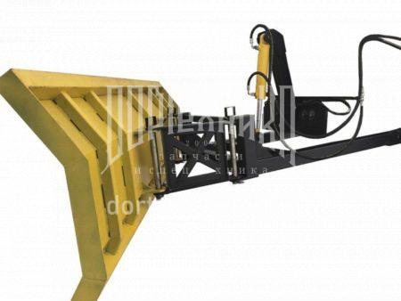 Купить ОБ-2, бульдозерный отвал и другое навесное оборудование для спецтехники в ООО «Дортехника».