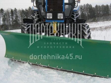 Купить Отвал снегоуборочный СВ-2,5 и другое навесное оборудование для спецтехники в ООО «Дортехника».