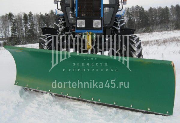 Купить Отвал снегоуборочный СВ-2,5 и другие запчасти для спецтехники в ООО «Дортехника».