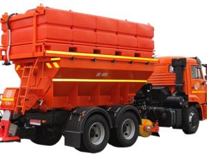 Купить Комбинированная дорожная машина ЭД-405А и другую дорожную спецтехнику в ООО «Дортехника».