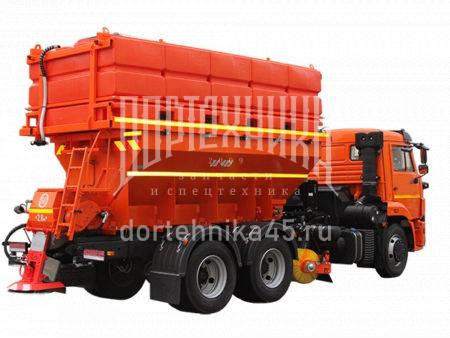 Купить Комбинированная дорожная машина ЭД-405А и другую дорожную технику по низкой цене в ООО «Дортехника».