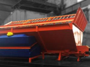 Купить Пескоразбрасывающее оборудование ПРО- 5,0 и другие запчасти для спецтехники в ООО «Дортехника».