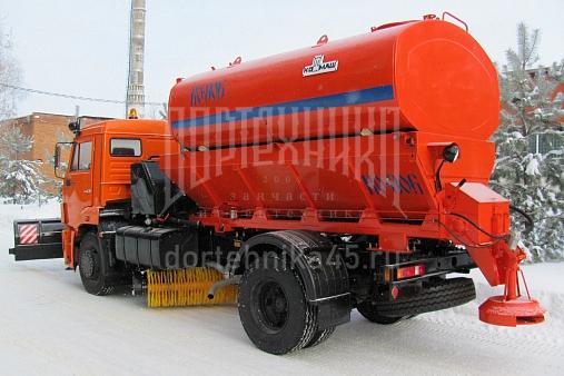 Купить Комбинированная дорожная машина КО-806 и другую дорожную спецтехнику в ООО «Дортехника».