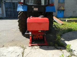 Купить Фреза дорожная гидравлическая ФДГ-400 и другое навесное оборудование для спецтехники в ООО «Дортехника».
