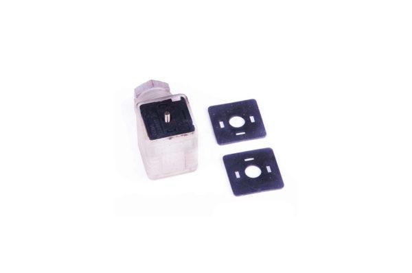 Купить Вилка подключения клапана VOLVO (ABG) и другие запчасти для спецтехники в ООО «Дортехника».