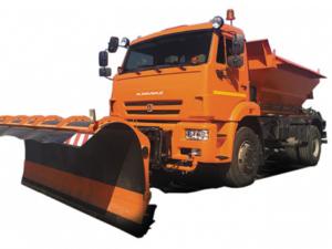 Купить Комбинированная дорожная машина МД-53605-00 и другую дорожную спецтехнику в ООО «Дортехника».
