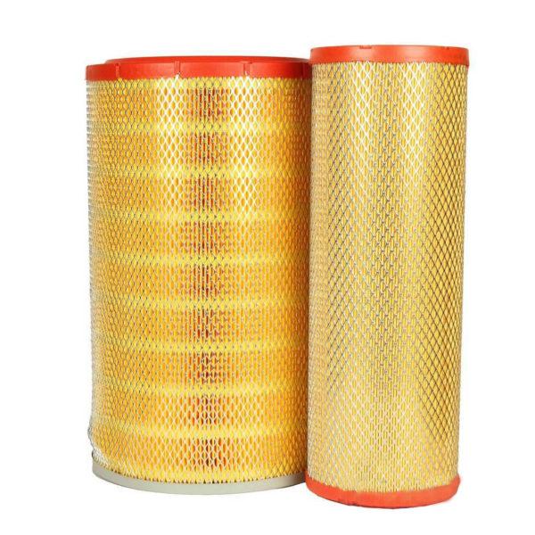 Купить Фильтр воздушный комплект WEICHAI WD10G220, SHANTUI SL50, XCMG ZL50 и другие запчасти для спецтехники в ООО «Дортехника».