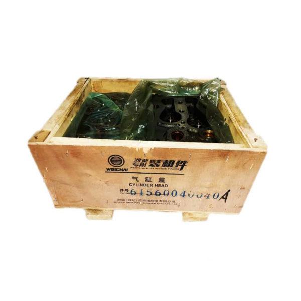 Купить Головка блока цилиндров SHANTUI SD16, WEICHAI WD10G и другие запчасти для спецтехники в ООО «Дортехника».