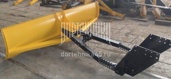 Купить Отвал коммунальный ОС-1Г и другое навесное оборудование для спецтехники в ООО «Дортехника».