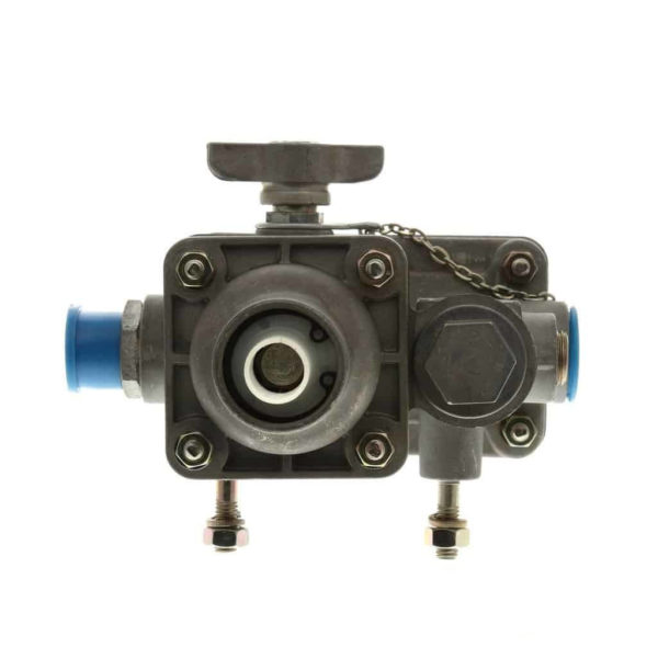 Купить Клапан пневматический SHANTUI SL30 и другие запчасти для спецтехники в ООО «Дортехника».
