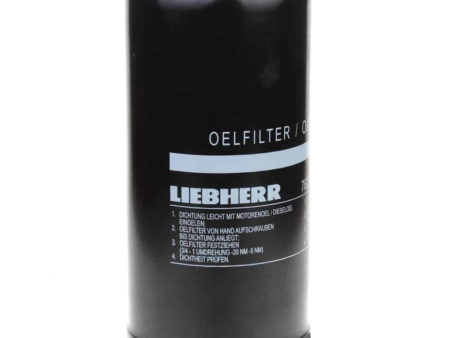 Купить Фильтр гидравлический КПП LIEBHERR L544 и другие запчасти для спецтехники в ООО «Дортехника».