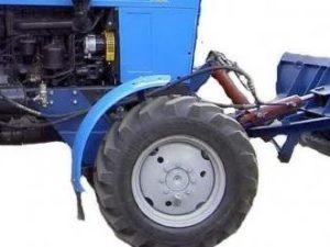 Купить Отвал снегоуборочный коммунальный плужный гидроповоротный КО-6 и другое навесное оборудование для спецтехники в ООО «Дортехника».