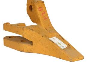 Купить Зуб ковша боковой левый LOVOL FL936F-II и другие запчасти для спецтехники в ООО «Дортехника».