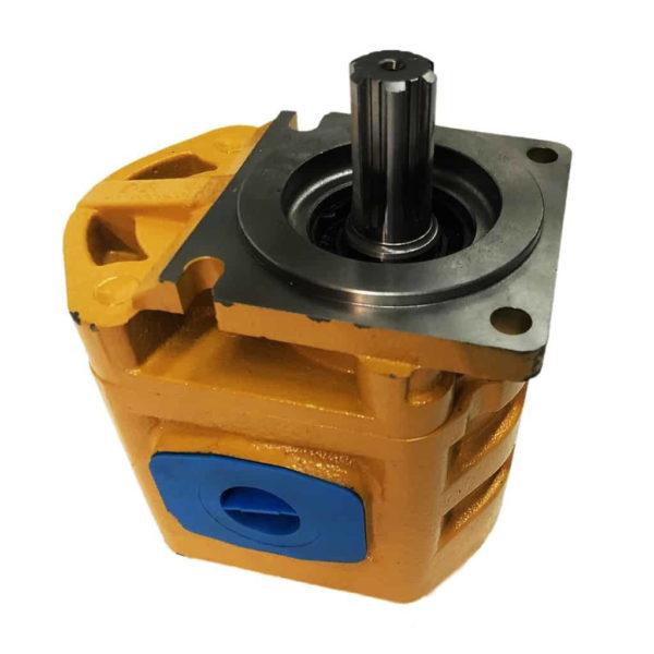Купить Насос шестеренчатый масляный гидросистемы LOVOL FL956F-II и другие запчасти для спецтехники в ООО «Дортехника».