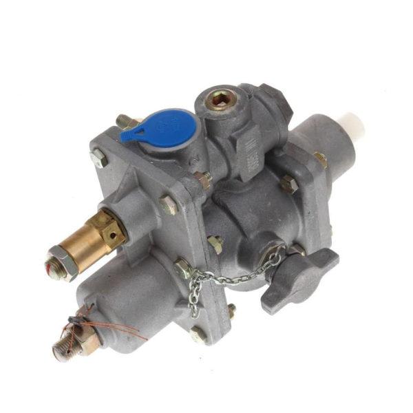 Купить Регулятор давления с осушителем воздуха тормозной системы LOVOL FL936F-II FL935E и другие запчасти для спецтехники в ООО «Дортехника».