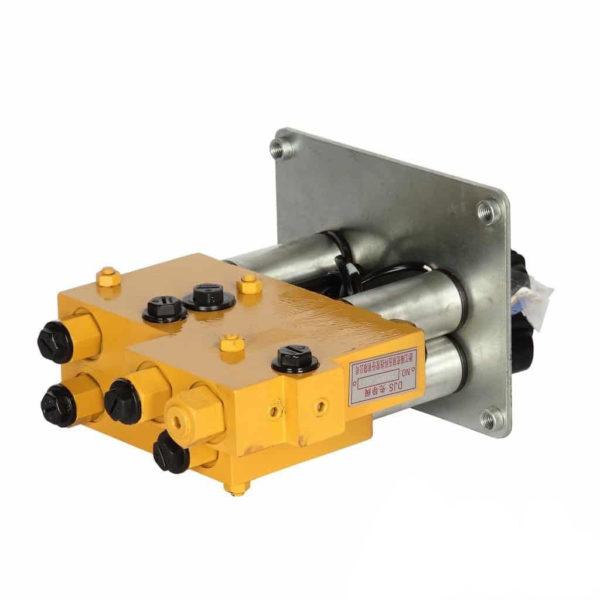 Купить Клапан гидравлический XCMG SL50 и другие запчасти для спецтехники в ООО «Дортехника».