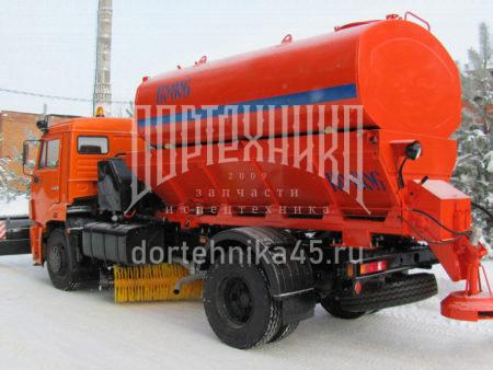 Купить Комбинированная дорожная машина КО-806 и другую дорожную технику по низкой цене в ООО «Дортехника».
