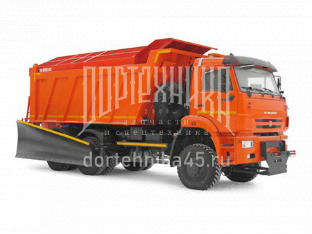 Купить Комбинированная дорожная машина КО-829С1-03 и другую дорожную технику по низкой цене в ООО «Дортехника».