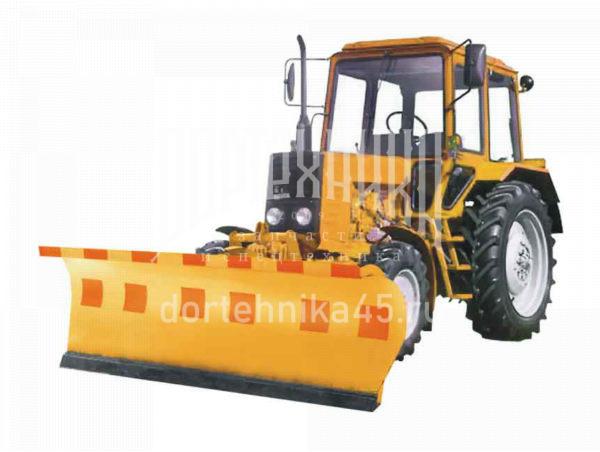 Купить Отвал для МТЗ ДМ-31М и другое навесное оборудование для спецтехники в ООО «Дортехника».