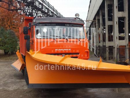 Купить Скоростной отвал ДМ-2М и другое навесное оборудование для спецтехники в ООО «Дортехника».