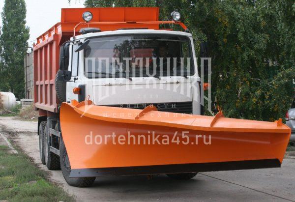 Купить Скоростной отвал ДМ-2Г и другое навесное оборудование для спецтехники в ООО «Дортехника».