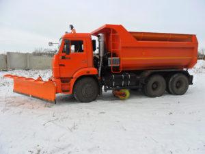 Купить Щетка средняя ДМ-50-12 и другое навесное оборудование для спецтехники в ООО «Дортехника».