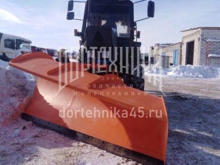 Купить Отвал для МТЗ ДМ-30 и другое навесное оборудование для спецтехники в ООО «Дортехника».