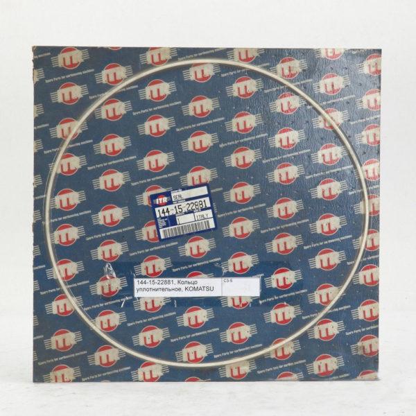 Купить Кольцо уплотнительное KOMATSU D61 D65 D85 D155 D275 WA500 и другие запчасти для спецтехники в ООО «Дортехника».