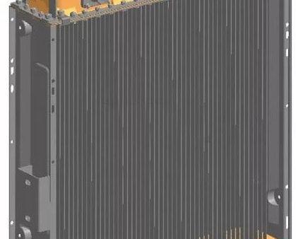 Купить Блок радиаторов ДЗ-98Б7.33.11.100 и другие запчасти для спецтехники в ООО «Дортехника».