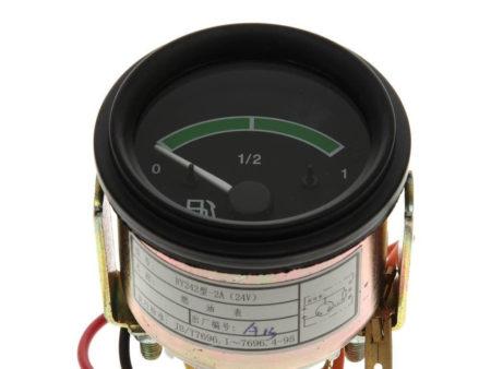 Купить Указатель уровня топлива стрелочный XCMG и другие запчасти для спецтехники в ООО «Дортехника».