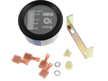Купить Указатель температуры трансмиссии индикатор XCMG и другие запчасти для спецтехники в ООО «Дортехника».