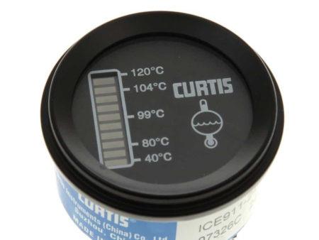 Купить Указатель температуры охлаждающей жидкости индикатор XCMG и другие запчасти для спецтехники в ООО «Дортехника».