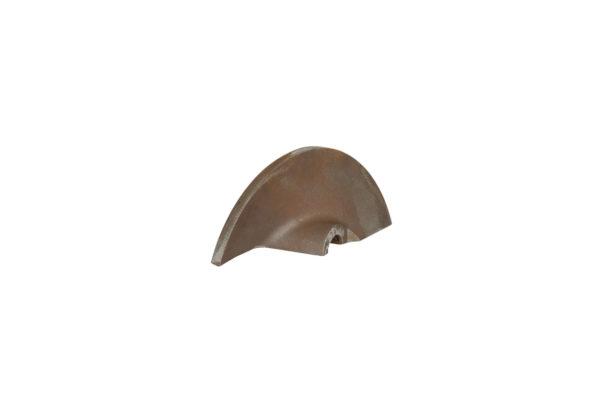 Купить Сегмент шнека правый VOGELE и другие запчасти для спецтехники в ООО «Дортехника».
