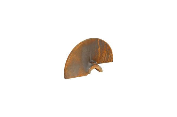 Купить Сегмент шнека левый VOGELE и другие запчасти для спецтехники в ООО «Дортехника».