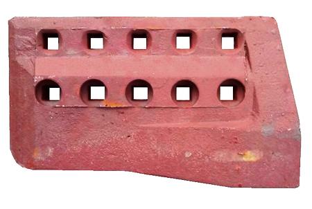 Купить Нож боковой 26.40.022-01 (Ст.45) и другие запчасти для спецтехники в ООО «Дортехника».