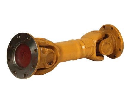 Купить Вал карданный промежуточный переднего моста LOVOL FL956F-II и другие запчасти для спецтехники в ООО «Дортехника».