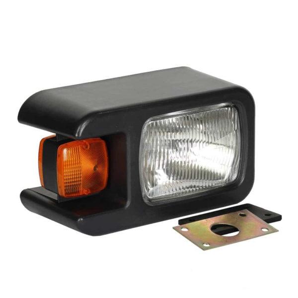 Купить Блок-фара правая SHANTUI SL50 и другие запчасти для спецтехники в ООО «Дортехника».