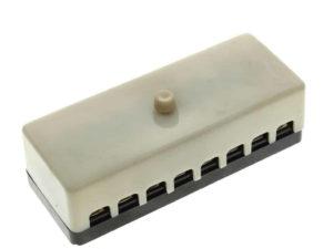 Купить Блок предохранителей XCMG и другие запчасти для спецтехники в ООО «Дортехника».